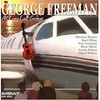 George Freeman - importation USA At Long Last George [CD]