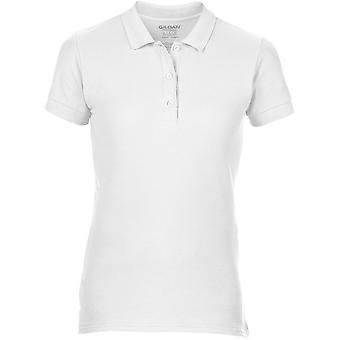 Gildan damesshirt Premium dubbele Pique Sport