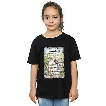 Disney Girls Winnie The Pooh Adventure T-Shirt