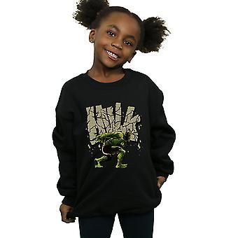 Filles de Marvel Hulk Rock Sweatshirt