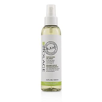 Matrix Biolage R.a.w. replenish Oil-Mist (för alla hårtyper)-125ml/4.2 oz