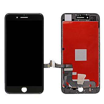 Black iP9 Complete LCD Assembly For iPhone 7 | iParts4U