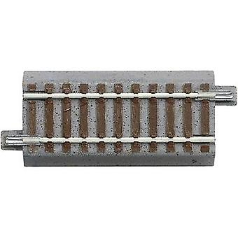 61112 H0 Roco GeoLine (incl. track bed) Straight track 76.5 mm