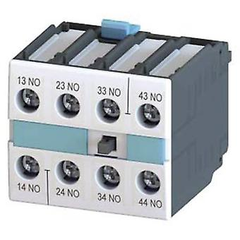 Siemens 3RH1921-1FA40 Auxiliary switch module 10 A Compatible with (relay brand): Siemens 1 pc(s)