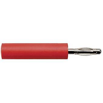 Schützinger A 20 - 40S / SW Banana plug 2 mm plug - 4 mm socket Black 1 pc(s)