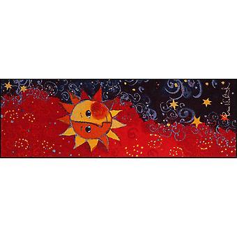 Rosina Wachtmeister doormat sole remake 60 x 180 cm washable dirt mat