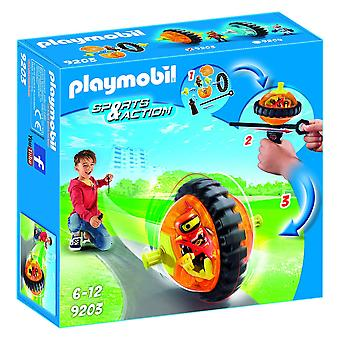 Playmobil 9203 udendørs Action Orange Roller Racer