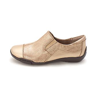 ARRAY Womens Whirlwind Leather Closed Toe Loafers
