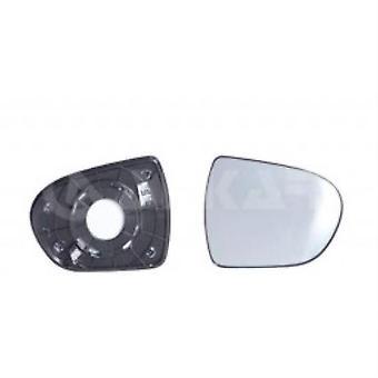Höger förarsidan spegel glas (uppvärmd) & Hållare för Hyundai i40 CW 2011-2017