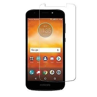 Motorola Moto E5 Spielen gehärtetem Glas Bildschirm Schutz Einzelhandel