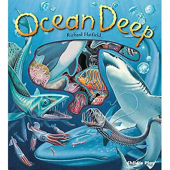 Oceaan diep door Sue Baker - Steve Brace - Annie Kubler - Richard Hatfie
