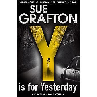 Y är för igår av Sue Grafton - 9781447260202 bok