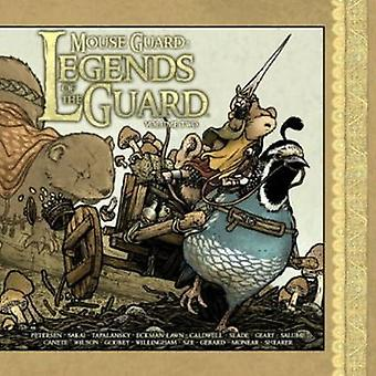 Mouse Guard - v. 2 - Legends of the Guard by David Petersen - Bill Will