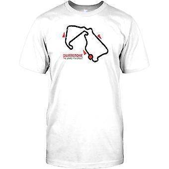 Grand Prix in Silverstone - GP F1 Kinder T Shirt