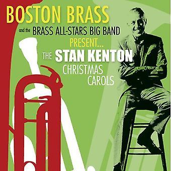Boston Brass/Brass All Stars - The Stan Kenton Christmas Carols [CD] USA import