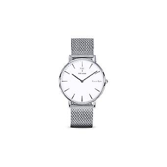 Nick Cabana watches mens watch Boheme collection Blanc mesh 40-005