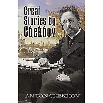 Świetne opowiadania Czechowa (Dover książek na temat literatury i dramat)