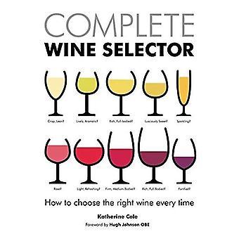 Complete Wine Selector