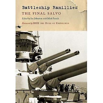 Battleship Ramillies: A Final Salvo