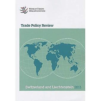 Switzerland and Liechtenstein 2013 (Trade Policy Review)