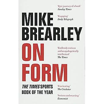 On Form: The Times Book of the Year