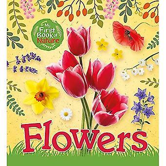 Mijn eerste boek van de natuur: bloemen (My First Book of aard)