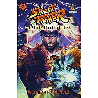 Street Fighter Unlimited Vol.2 TP: The Heart of Battle