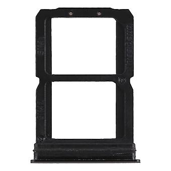 SIM cards holder for OnePlus 6T black sled parts SIM card tray repair