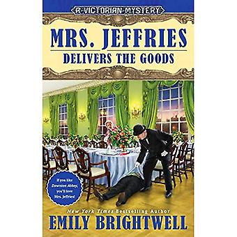 Mrs. Jeffries leverer varer (victorianske Mystery)