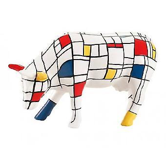 Cow Parade Moondrian (medium)