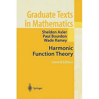 Harmonic Function Theory door Sheldon AxlerPaul BourdonRamey Wade