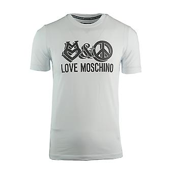 Love Moschino T-Shirt M 4 731 56 E 1811 A00