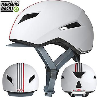 Abus Yadd-I bicycle helmet / / streak white