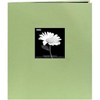 Pioneer Fabric Frame Post Bound Album 8.5
