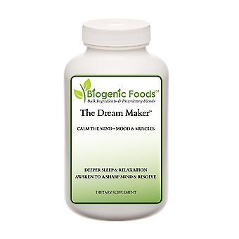 Dream Maker - P.M. Formuła na nastrój, stres i sen, kapsułki warzywne