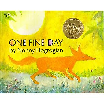 One Fine Day by Nonny Hogrogian - 9780020436201 Book