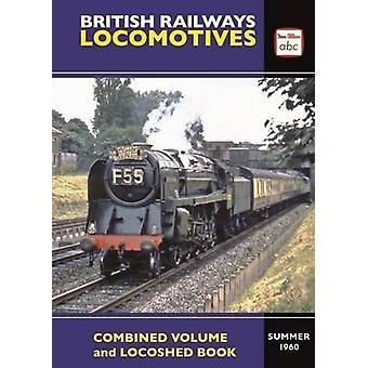 ABC British Railways Locomotives Summer 1960 - Combined Volume and Loc