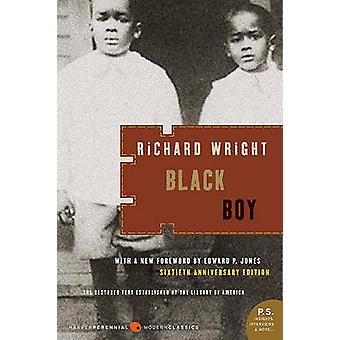 Black Boy - A Record of Childhood and Youth (60th) by Richard Nathanie
