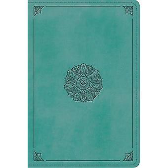 ESV Study Bible - Personal Size - 9781433560781 Book