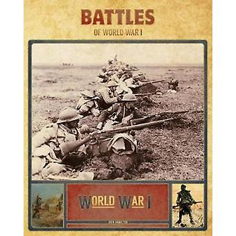 Battles of World War I by Professor John Hamilton - 9781532112867 Book