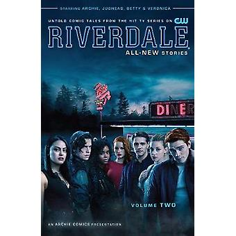 Riverdale Vol. 2 by Roberto Aguirre-Sacasa - 9781682559253 Book