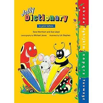 Jolly Dictionary (Paperback Edition) by Sue Lloyd - Sara Wernham - 97