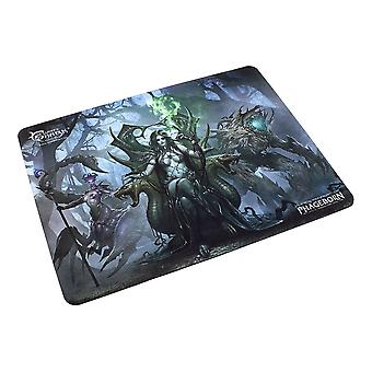 White Shark MP-1896 Phageborn Gaming tapis de souris 400x300mm noir/vert (MP-VESTIGE)