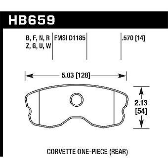 Hawk Performance HB659U.570 DTC-70