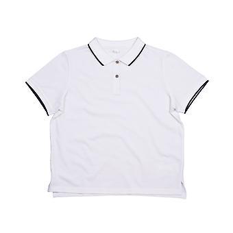 Mantis Womens/Ladies The Tipped Polo Shirt