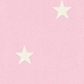 A.S. Creation AS Creation Star Pattern Wallpaper Glitter Motif Embossed Blown Vinyl Textured 359912