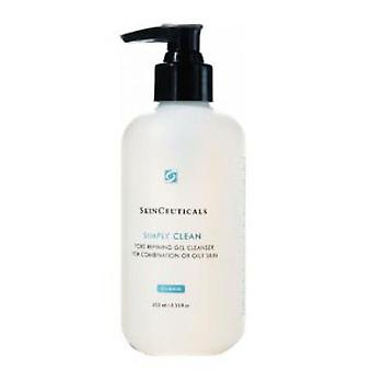 Simply Clean - RepoElar Cleansing Gel For Mixed Or Grasse Skin