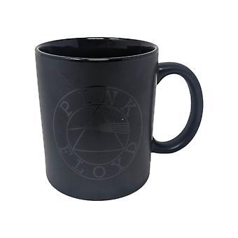 Pink Floyd Logo Matt Black Mug