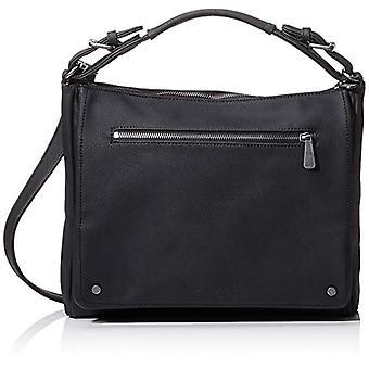 Fritzi aus Preussen Lima - Black Women's Shoulder Bags (Black) 11x32.5x36 cm (W x H L)