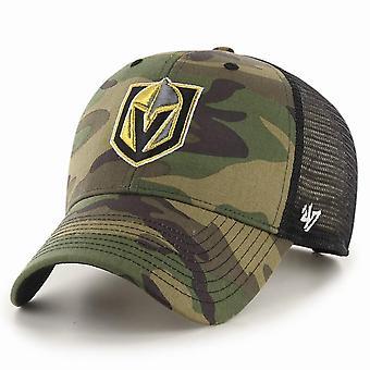 47 Brand Snapback Cap - BRANSON Vegas Golden Knights camo